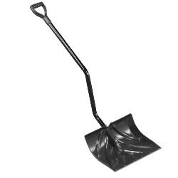 """21"""" Heavy Duty Ergonomic Snow Shovel"""